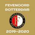 Feyenoord Rotterdam 2019-2020 DLS/FTS Kits and Logo