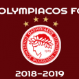 Olympiacos FC 2019-2020 DLS/FTS Kits and Logo