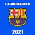 Barcelona 2021 DLS Kits Forma Cover- Dream League Soccer