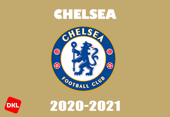 CHELSEA-2020-2021-DLS Kits Forma Cover- Dream League Soccer