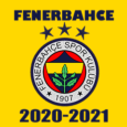 Fenerbahce 2020-2021 DLS Forma Kits Logo cover - Dream League Soccer