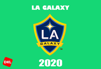 La Galaxy 2020 DLS Kits Forma cover - Dream League Soccer