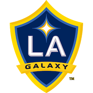 La Galaxy 2020 DLS Kits Forma logo - Dream League Soccer