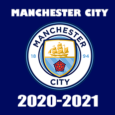 Manchester-City-2020-2021-DLS Kits Forma Cover- Dream League Soccer