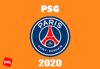 PSG-2020 DLS Kits Forma Cover- Dream League Soccer