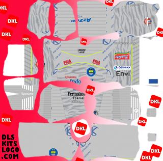 Persib-Bandung-2020 DLS Kits Forma Away - Dream League Soccer