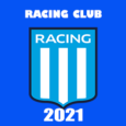 Racing-Club-2021-DLS Kits Forma Cover- Dream League Soccer