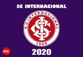 SC Internacional 2020 DLS Kits Forma cover- Dream League Soccer