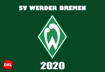 SV Werder Bremen 2020 DLS Kits Forma logo- Dream League Soccer