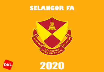 Selangor-FA 2020 DLS Kits Forma cover- Dream League Soccer