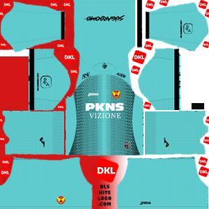 Selangor-FA 2020 DLS Kits Forma gk-third- Dream League Soccer