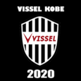Vissel Kobe 2020 DLS Kits Forma logo - Dream League Soccer