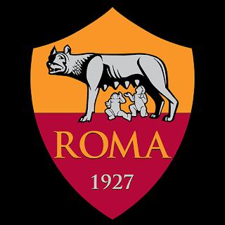AS roma 2019-2020 DLS Kits Forma logo - Dream League Soccer