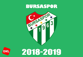 Bursaspor 2018-2019 DLS Kits Forma cover- Dream League Soccer