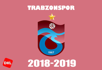 Trabzonspor 2018-2019 DLS Kits Forma cover- Dream League Soccer