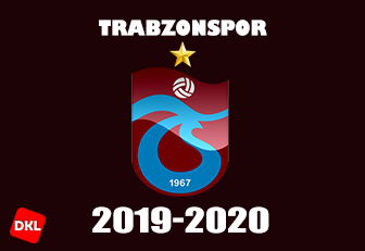 Trabzonspor 2019-2020 DLS Kits Forma cover- Dream League Soccer