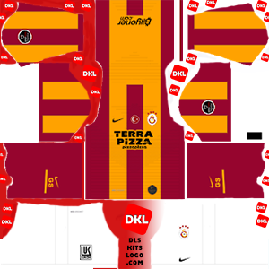 galatasaray-fantastik DLS Kits Forma 1- Dream League Soccer