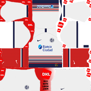 san-lorenzo-2020 DLS Kits away- Dream League Soccer