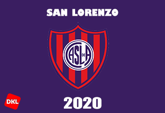 san-lorenzo-2020 DLS Kits cover- Dream League Soccer
