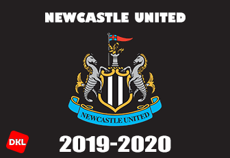 Newcastle-United-2019-2020 DLS Kits cover- Dream League Soccer