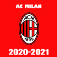 Ac Milan-2020-2021-DLS Kits cover- Dream League Soccer
