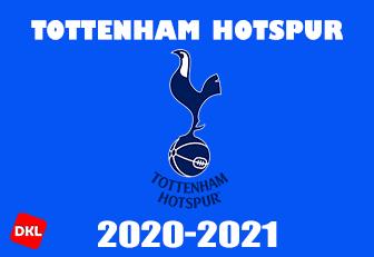 Tottenham-Hotspur-2020-2021-DLS Kits cover- Dream League Soccer