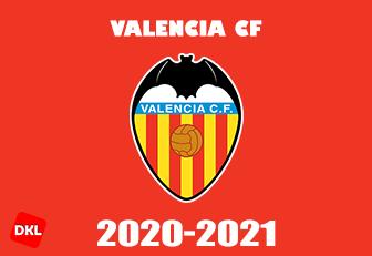 Valencia-2020-2021-DLS Kits Cover- Dream League Soccer