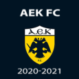 AEK FC 2020-2021 DLS Kits Form cover-Dream League Soccer