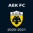 AEK FC 2020-2021 DLS Kits Form cover-Dream League Soccer