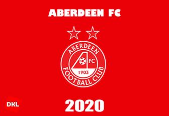 Aberdeen 2019-2020 DLS Kits cover-Dream League Soccer