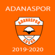Adanaspor 2019-20 DLS Kits Forma cover-Dream League Soccer