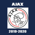 Ajax 2019-2020 DLS Forma cover- Dream League Soccer