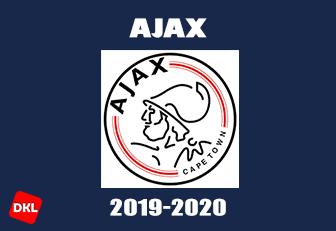 Ajax 2019-2020 DLS Forma cover- Dream League Soccer