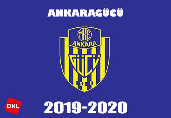 Ankaragücü 2019-20 DLS Kits Forma cover-Dream League Soccer
