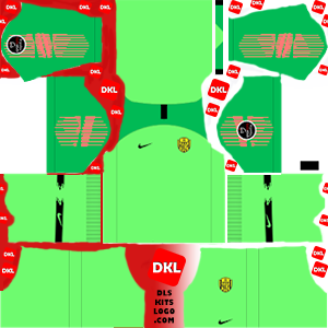 Ankaragücü 2019-20 DLS Kits Forma kaleci2-Dream League Soccer