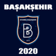 Başakşehir 2020 DLS Kits Forma cover - Dream League Soccer