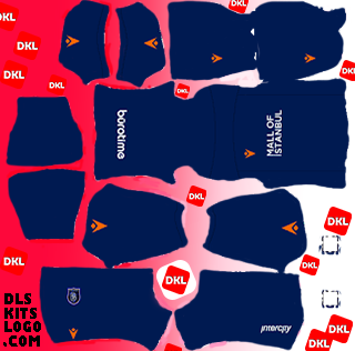 Başakşehir 2020 DLS Kits Forma deplasman - Dream League Soccer