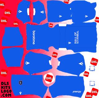 Başakşehir 2020 DLS Kits Forma kaleci - Dream League Soccer