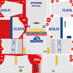 Chapecoense 2018-2019 DLS Kits AWAY -Dream League Soccer