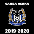 Gamba Osaka 2019-20 DLS Kits Forma cover-Dream League Soccer