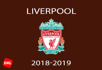 Liverpool 2018-19 DLS Kits Forma cover-Dream League Soccer