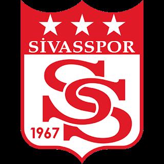 Sivasspor 2020-2021 DLS Kits Forma logo- Dream League Soccer