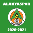 Alanyaspor 2020-2021 DLS Forma cover- Dream League Soccer