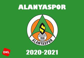Alanyaspor 2020-2021 DLS Forma cover- Dream League Soccer