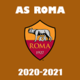 As Roma 2020-2021 DLS Kits Forma cover- Dream League Soccer