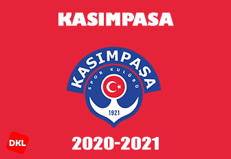Kasımpasa 2020-2021 DLS Forma cover- Dream League Soccer