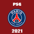 PSG 2021 DLS Kits Forma cover- Dream League Soccer