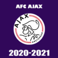 Afc-Ajax 2020-2021 DLS Kits cover-Dream League Soccer