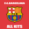 Barcelona 2015-2021 DLS Kits -Dream League Soccer
