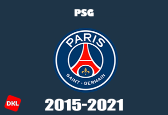 PSG 2015-2021 DLS Kits -Dream League Soccer